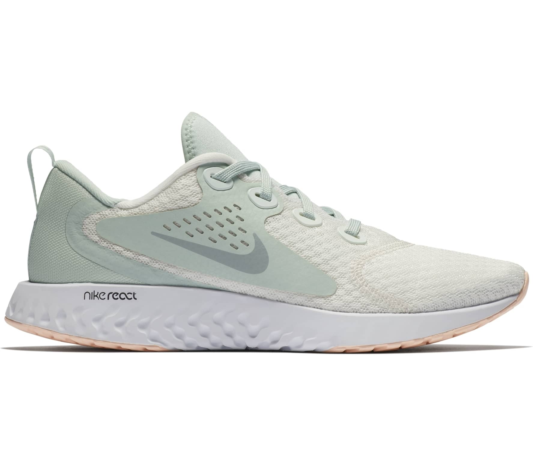 low priced b6f8e 69d41 Nike - Legend React women s running shoes (green)