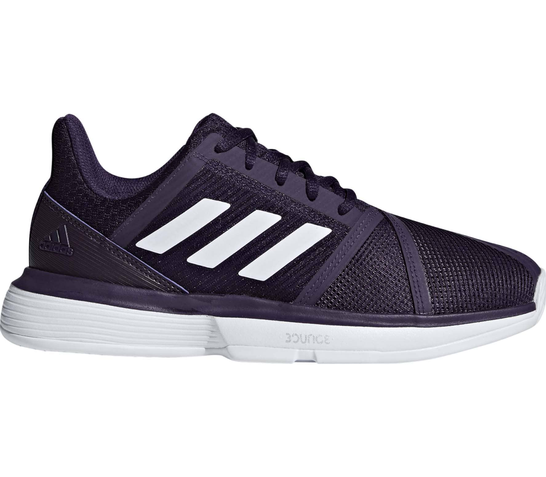 hot sale online 4a0fa 71ea7 adidas Performance - Court Jam Bounce Femmes Chaussure de tennis  (noir blanc)