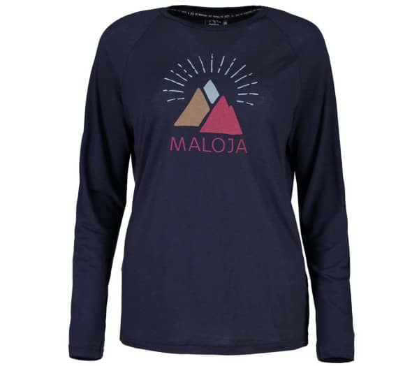 MALOJA PlantaM. Women Long Sleeve - 1