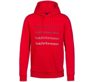 Peak Performance Ground Uomo Felpa con cappuccio