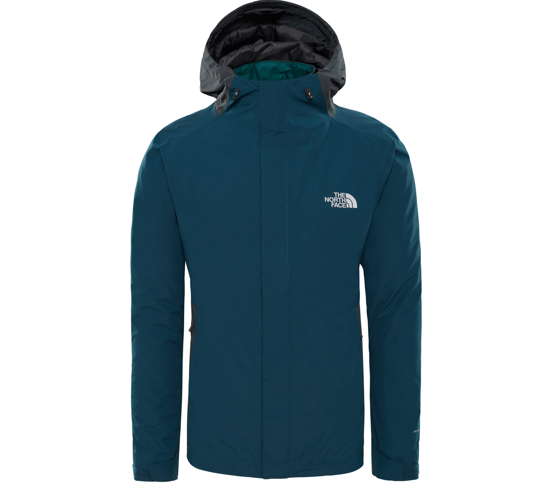 c698383c996 The North Face - Merak Triclimate men s outdoor jacket (blue green ...