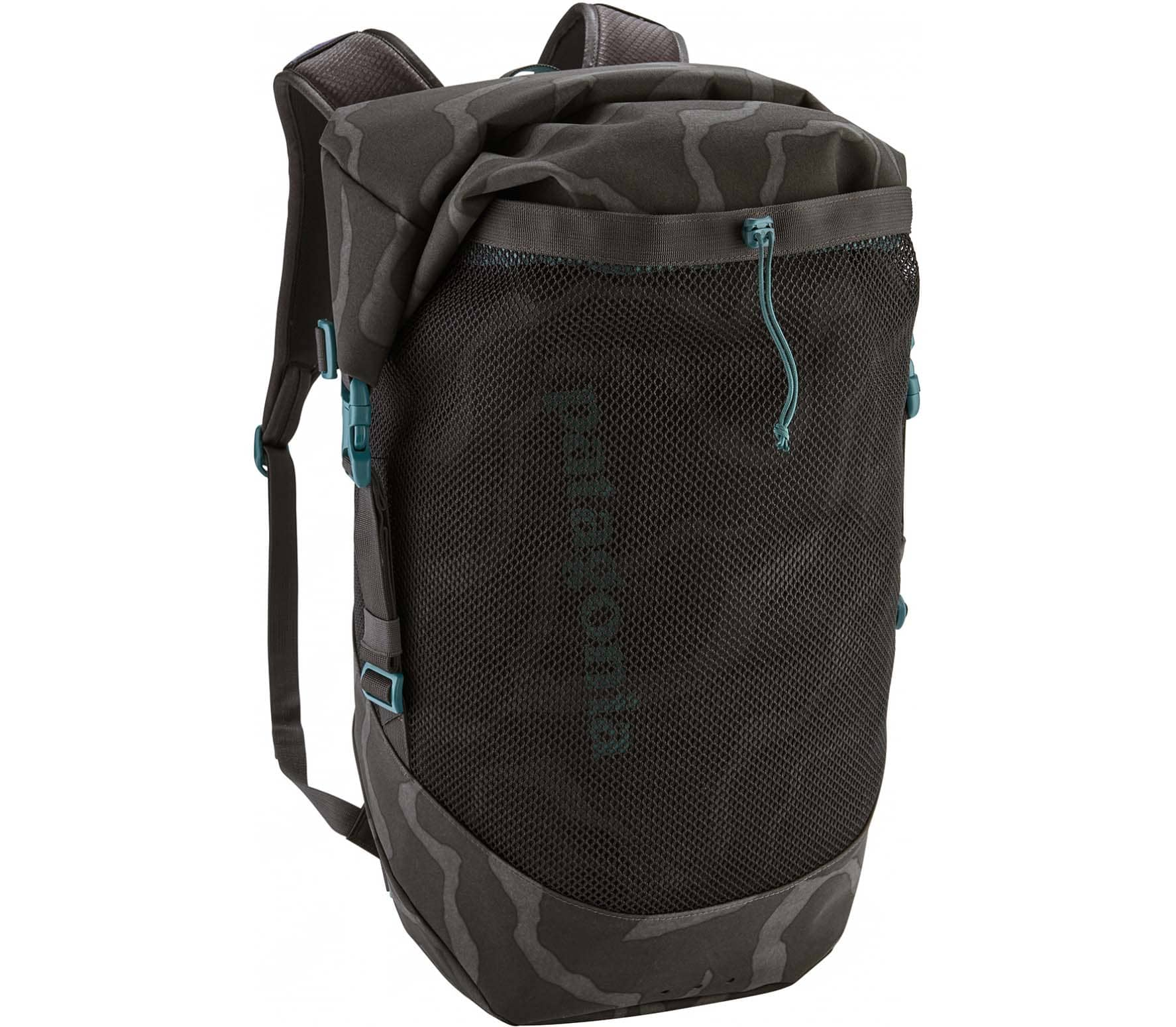 Patagonia - Planing Roll top Pack 35L backpack (black)