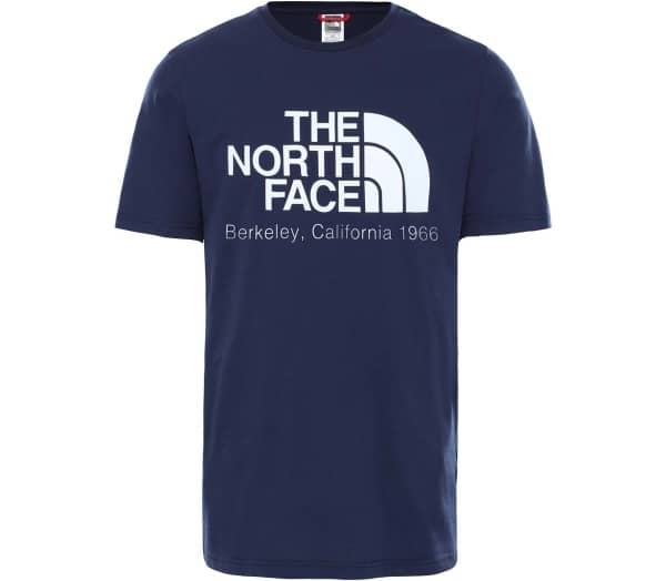 THE NORTH FACE Berekely California Men T-Shirt - 1
