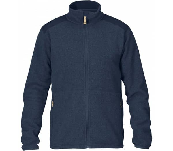 FJÄLLRÄVEN Sten Men Fleece Jacket - 1