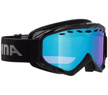 Alpina Turbo Hm Herren Skibrille black
