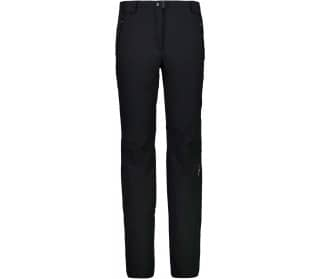 Long Women Softshell Trousers