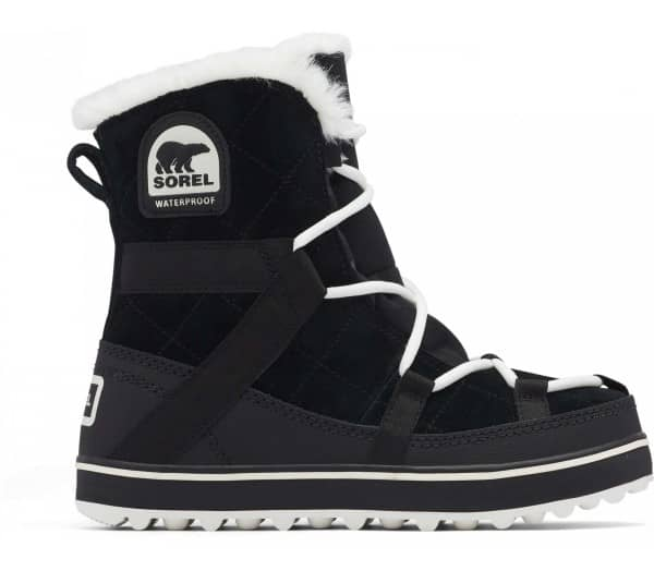 SOREL Glacy Explorer Shortie Women Winter Shoes - 1
