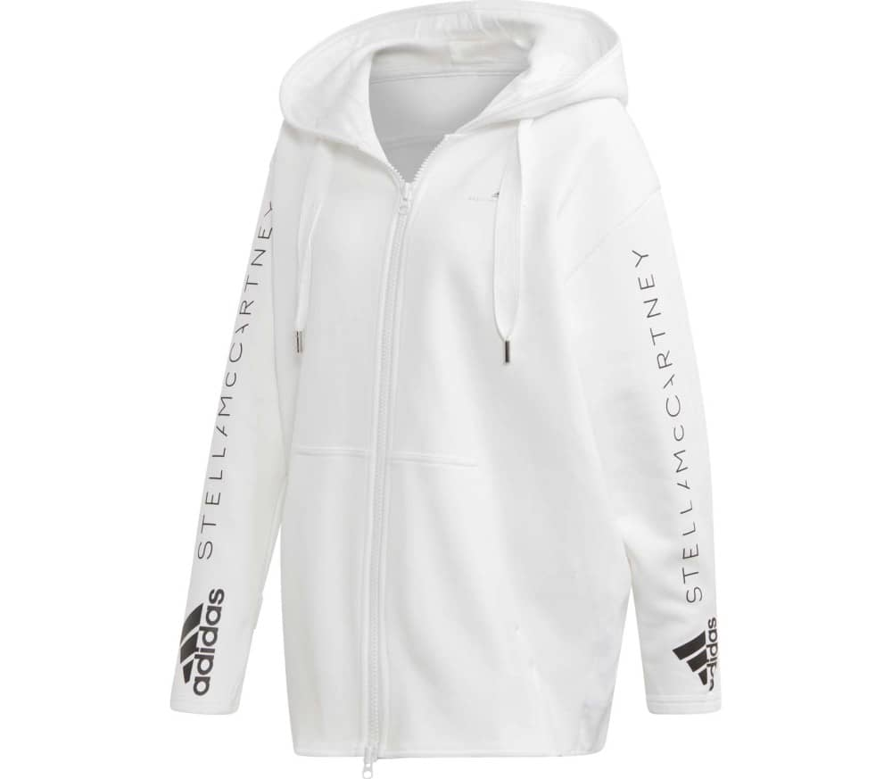 Oversized Women Zip-up Sweathirt