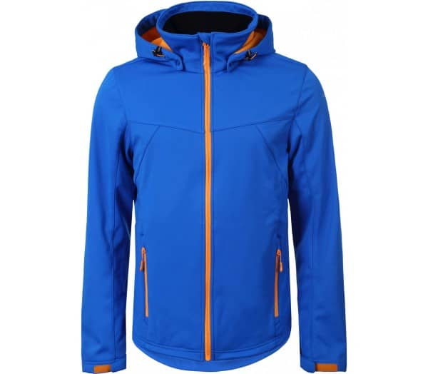 ICEPEAK Biggs Heren Softshell Jas - 1