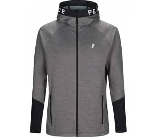 Ridmelzh Men Fleece Jacket