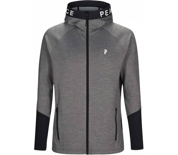PEAK PERFORMANCE Ridmelzh Heren Fleece Jas - 1
