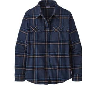 Patagonia Organic Fjord Flannel Women Outdoor-Shirt