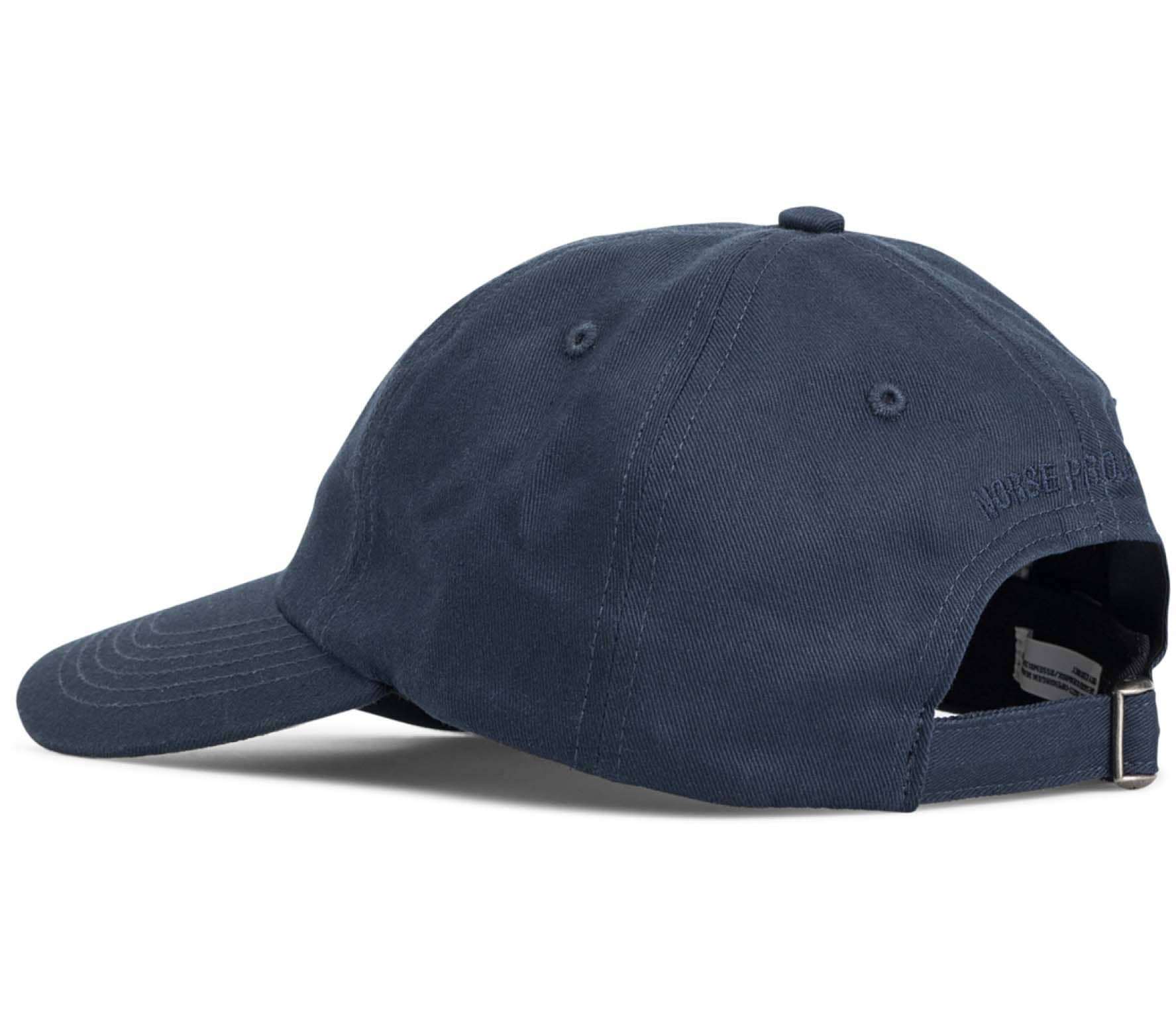 Norse Projects Twill Sports Unisex Cap blue