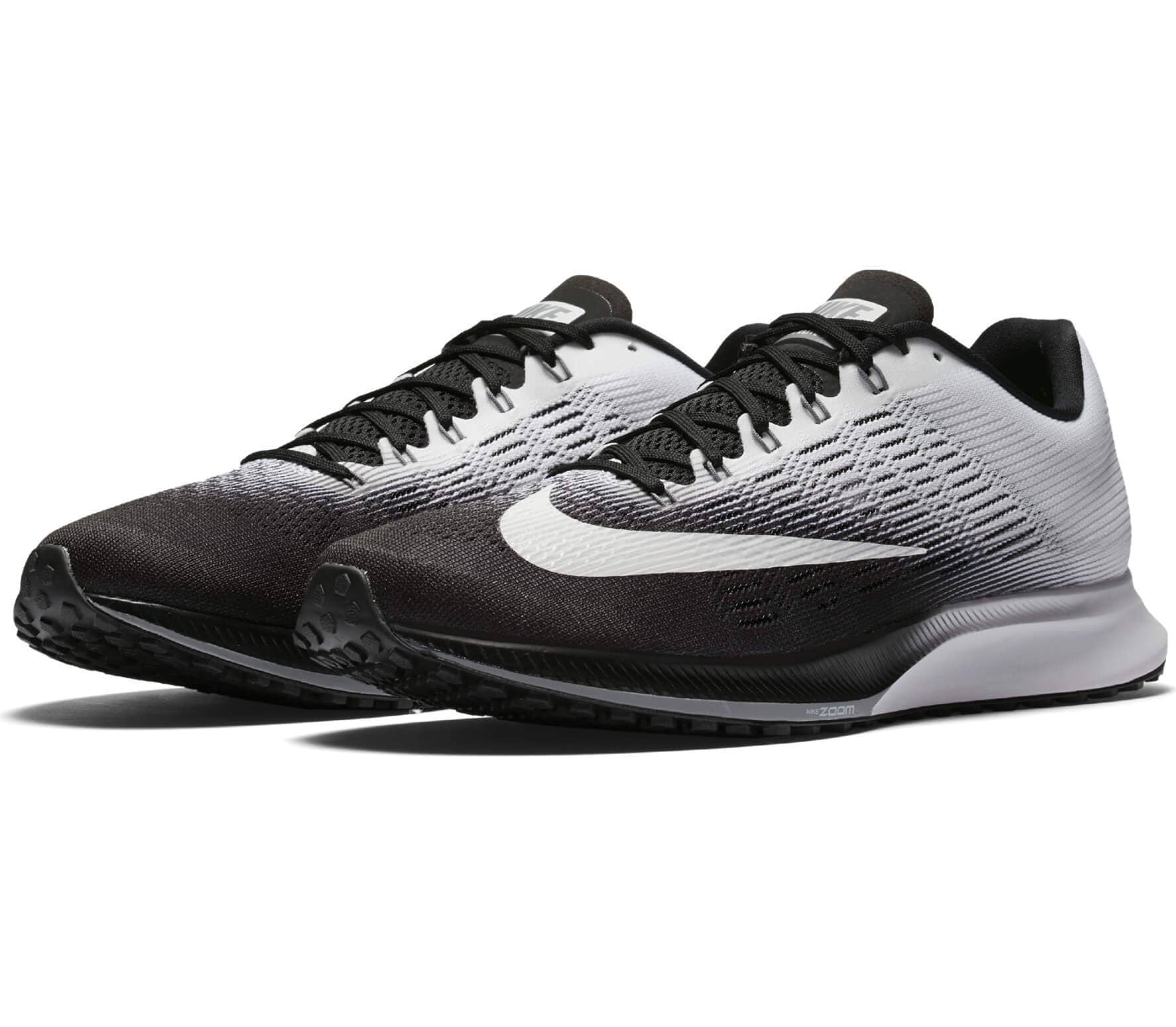 on sale 654d6 125ad Nike - Air Zoom Elite 9 men s running shoes (black white)