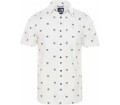 The North Face SS Baytrail Jacq Men white