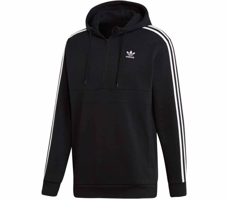 3-Stripes Men Zip-up Sweatshirt