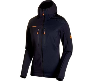 Mammut Eiger Extreme Eiswand Advanced ML Donna Giacca in pile