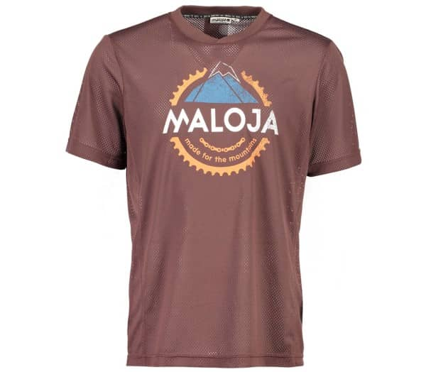MALOJA ErnestM. Shortsleeve Men Functional Top - 1