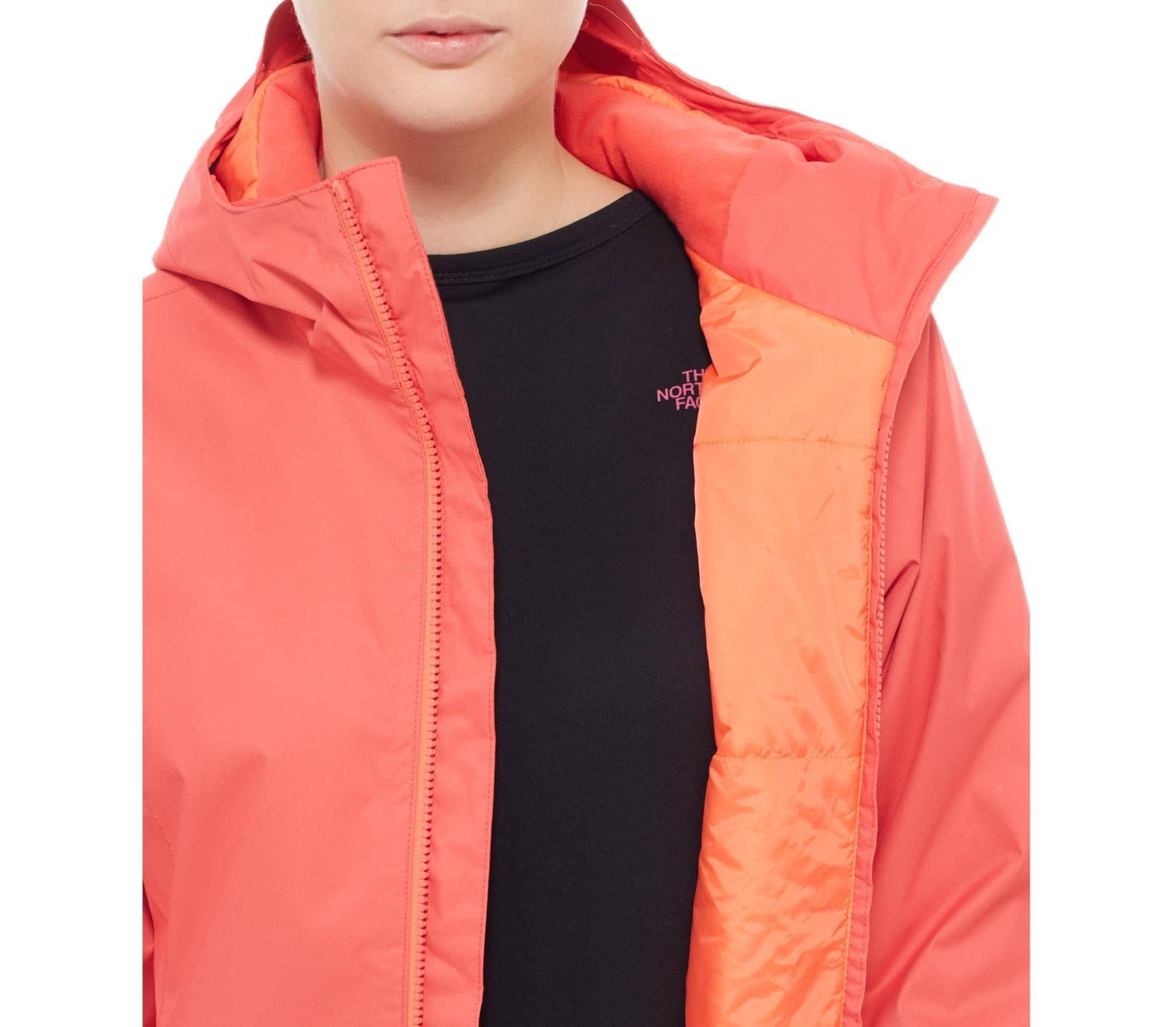 the north face quest insulated mujer