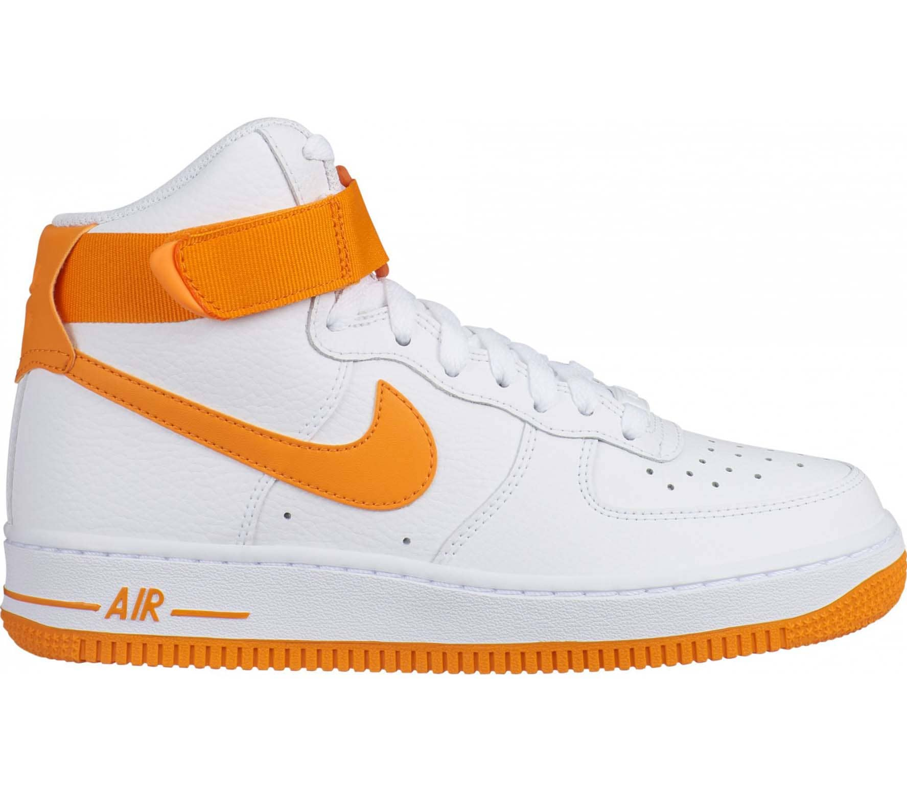 Nike Sportswear Air Force 1 Sneaker High Damen Weiß Schuhe