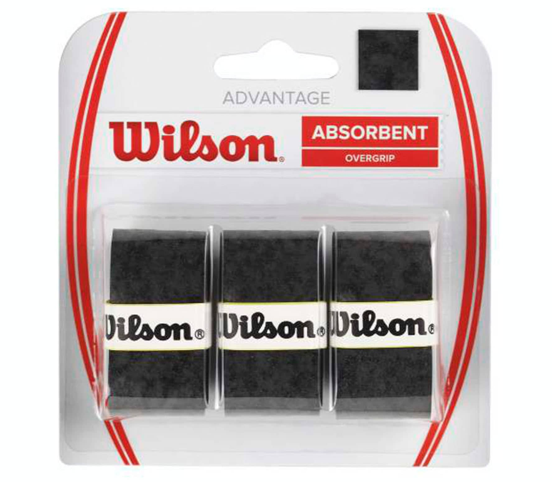 Wilson - Advantage Overgrip - 3 St