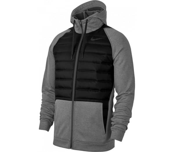 NIKE Therma Herren Trainingsjacke - 1