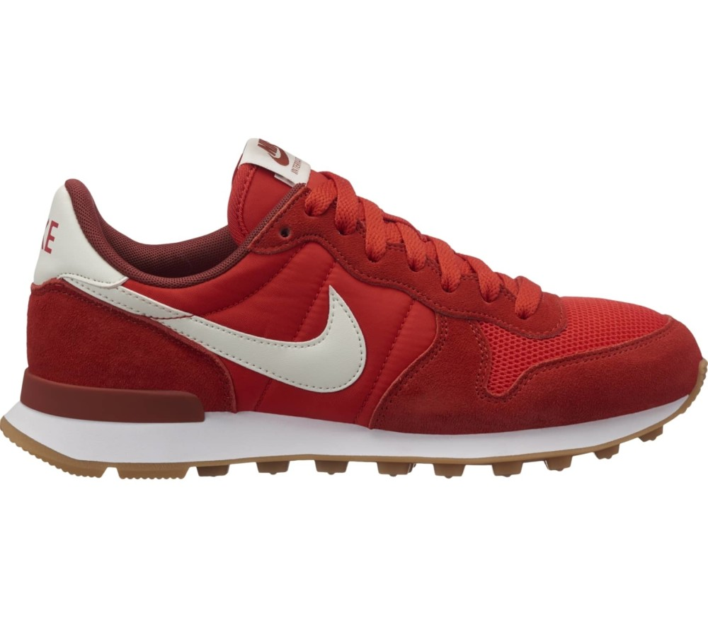 release date: online shop picked up Nike - Internationalist Femmes espadrille (rouge/blanc)