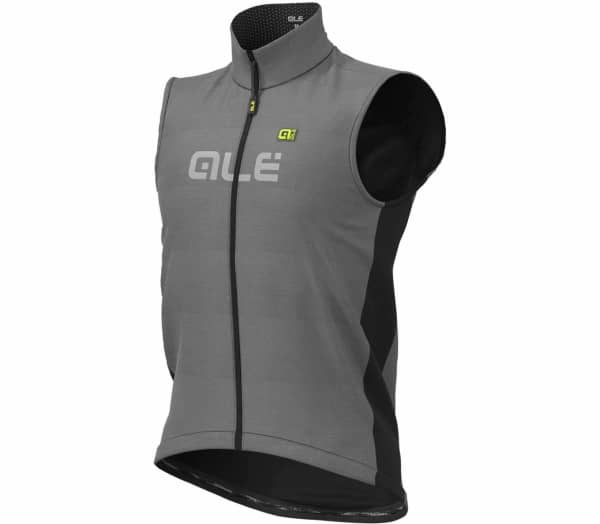 ALÉ Black Reflective Men Gilet - 1