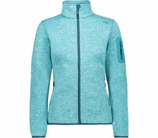 CMP BALTIC MEL.-DEEP LAKE Women Fleece Jacket