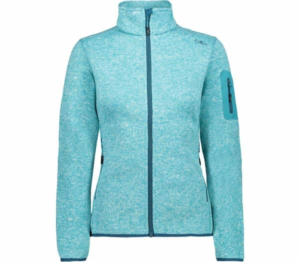 CMP BALTIC MEL.-DEEP LAKE Women Fleece Jacket - 1