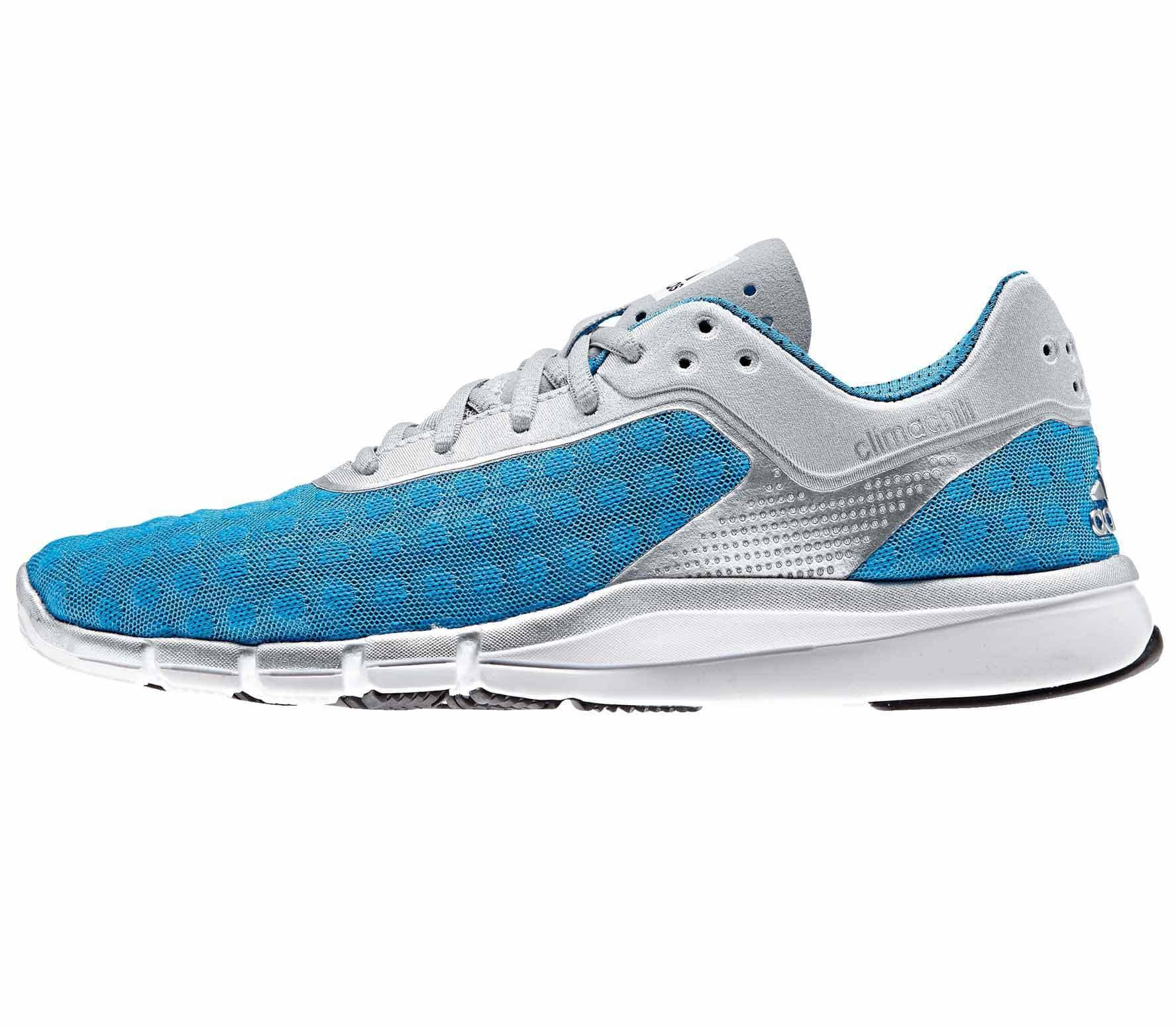 buy popular 04810 1d8c5 Adidas - Adipure 360.2 Chill womens training shoes (bluesilver)