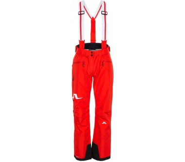 J.Lindeberg - Harper P 3L GoreTex women's skis pants (red)