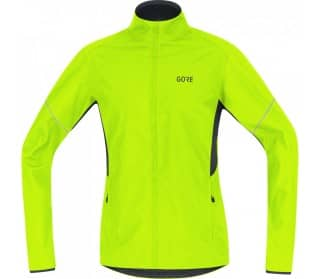 R3 Partial Windstopper Men Running Jacket