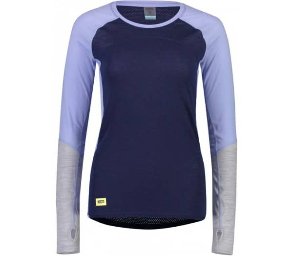 MONS ROYALE Bella Tech Damen Longsleeve - 1