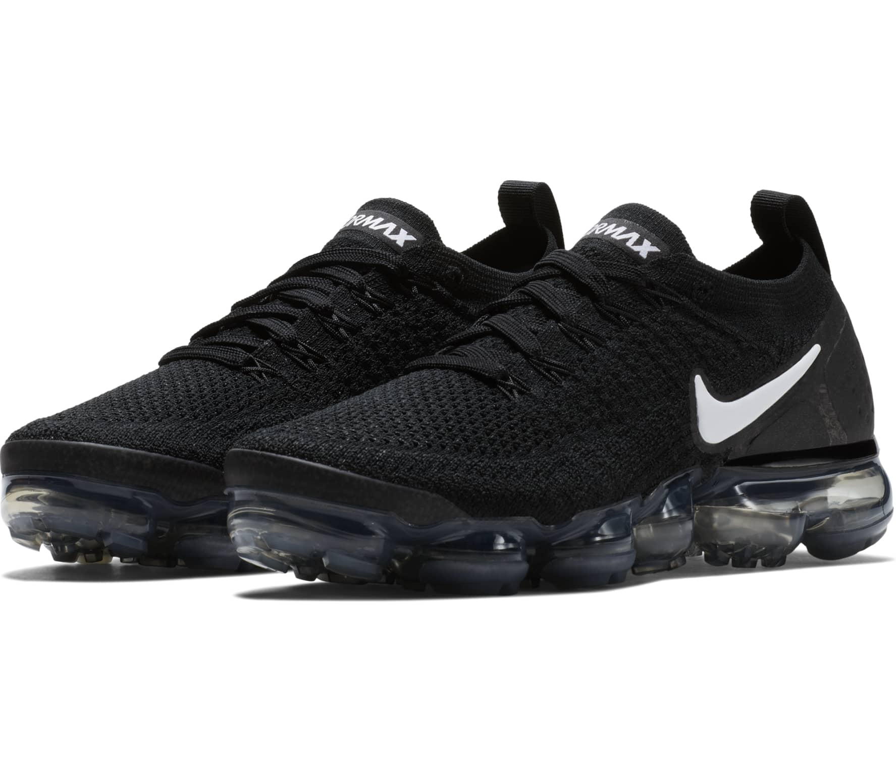 buy popular 3e8d6 878ec Nike - Air VaporMax Flyknit 2 women s running shoes (black)