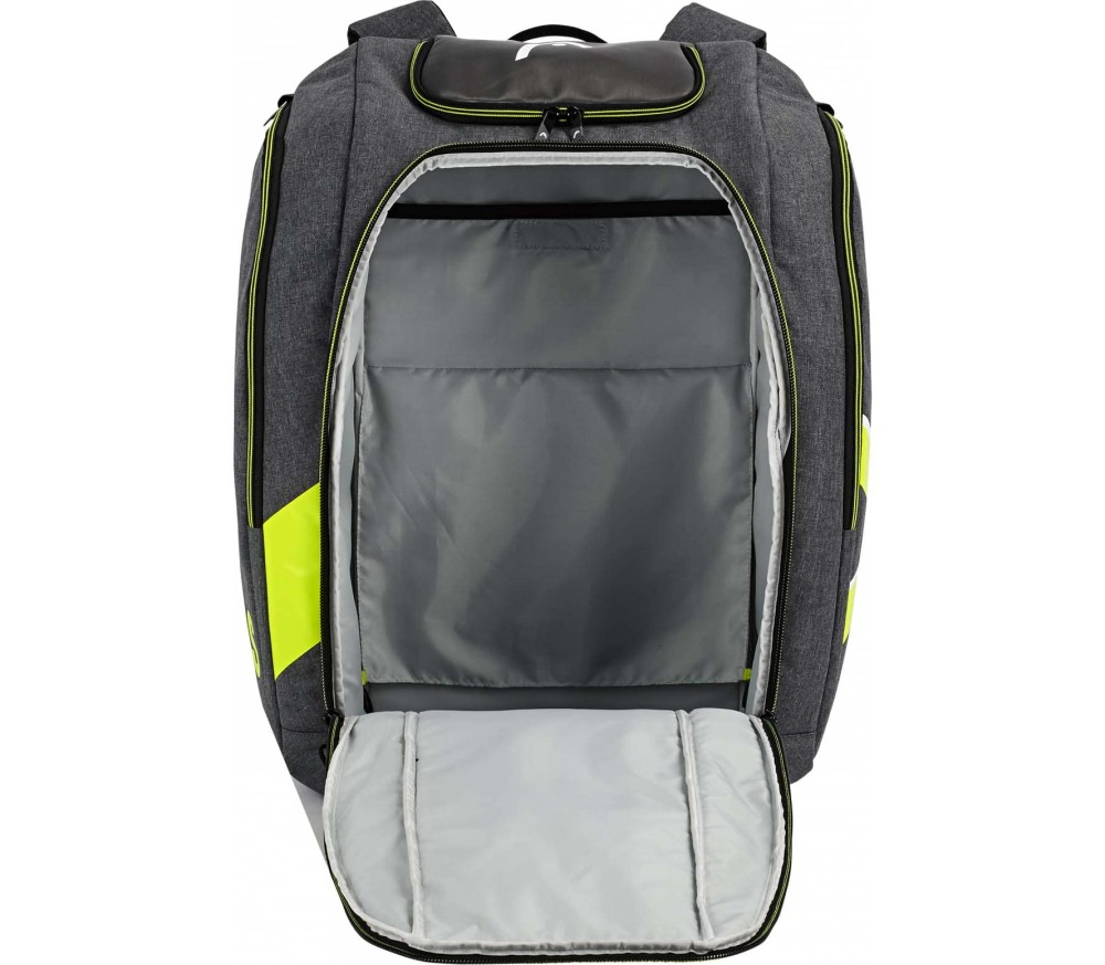Head - Rebels Racing backpack S skis boot bag (grey)
