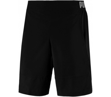 Puma - Vent Stretch Woven Herren Trainingsshort (schwarz)