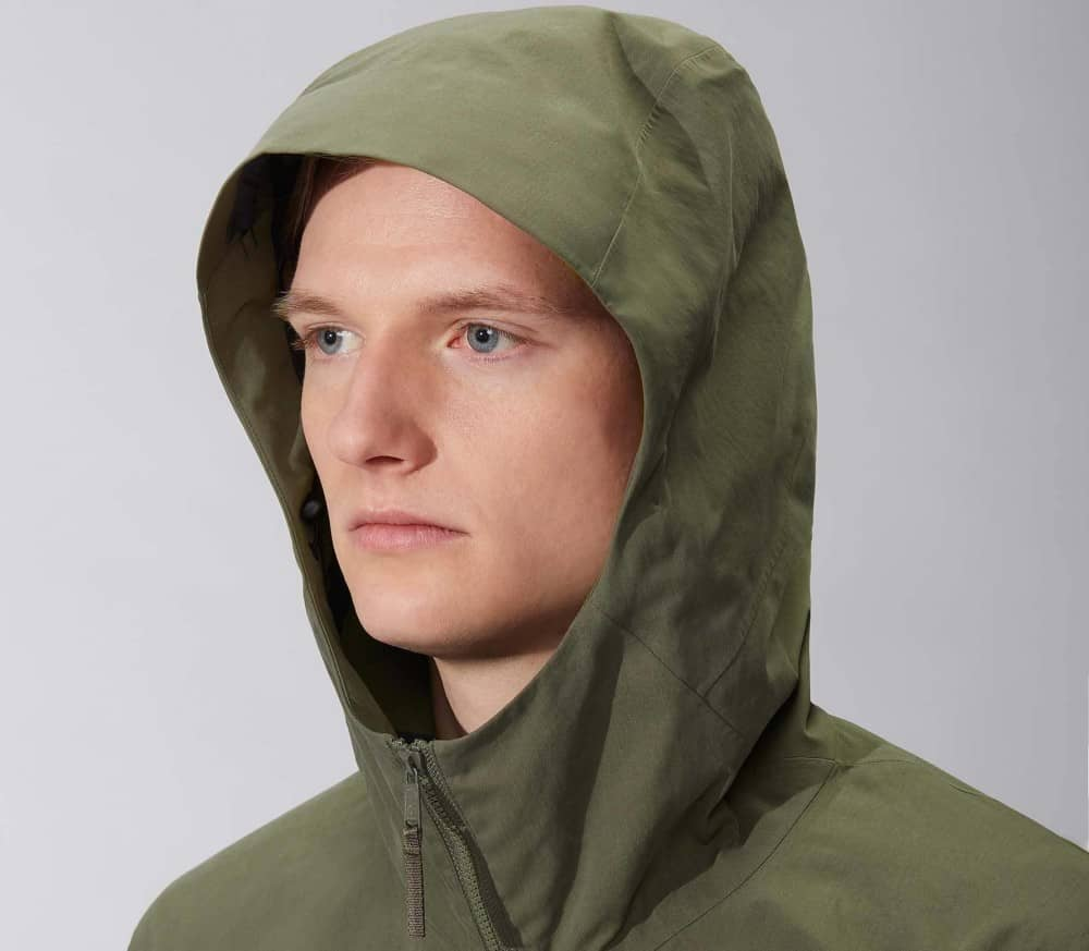 Isogon Hommes Coupe-vent