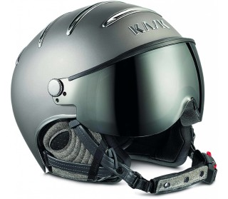 Chrome Photochromatic Skihelm Unisex