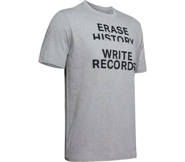 UNDER ARMOUR Write Records Herren T-Shirt - 1