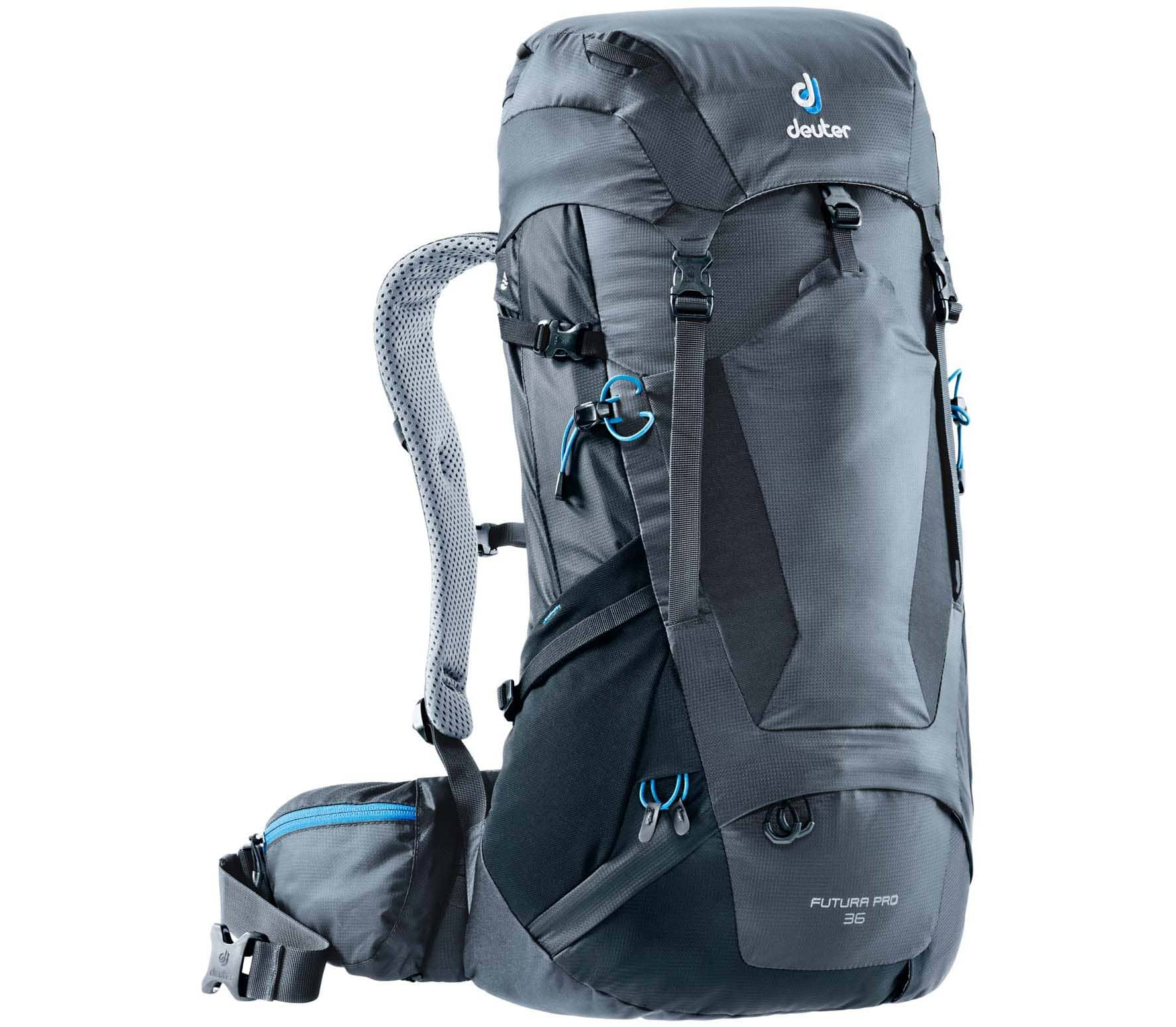 Deuter - Futura PRO 36 hiking backpack (black)
