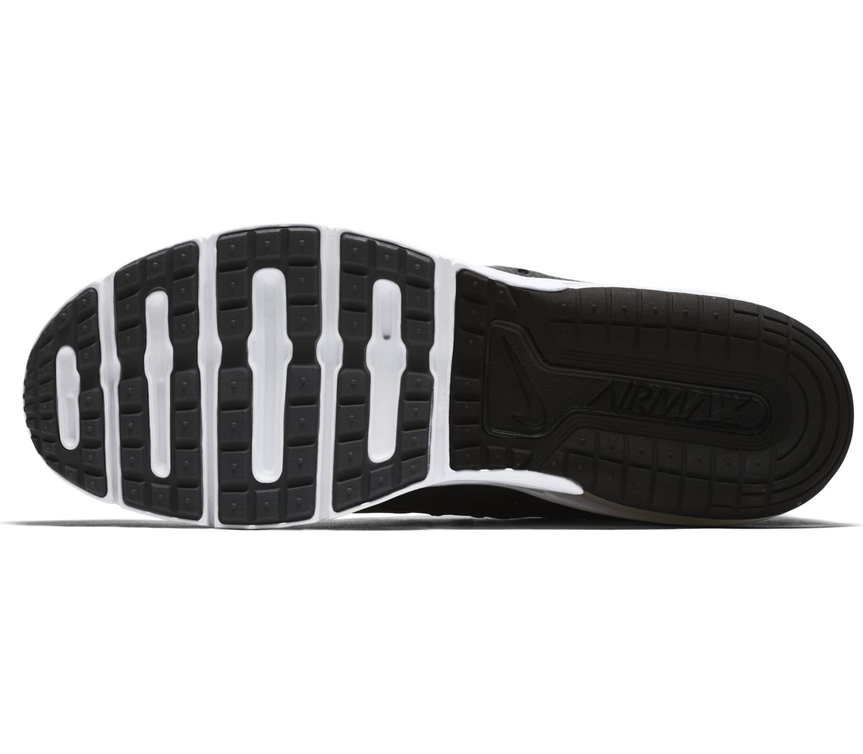 Nike Air Max Sequent 3 women's running shoes (black/white) buy