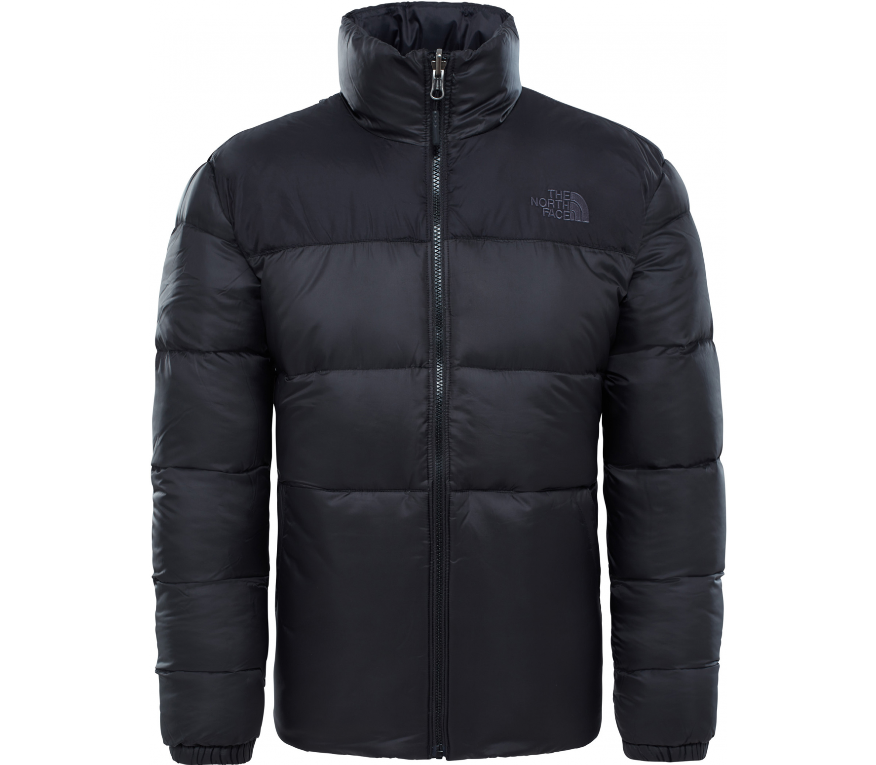 2706920aed71 The North Face - Nuptse III men s down jacket (black) - buy it at ...