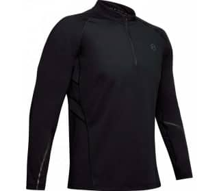 Rush Run Coldgear Men Running Long Sleeve