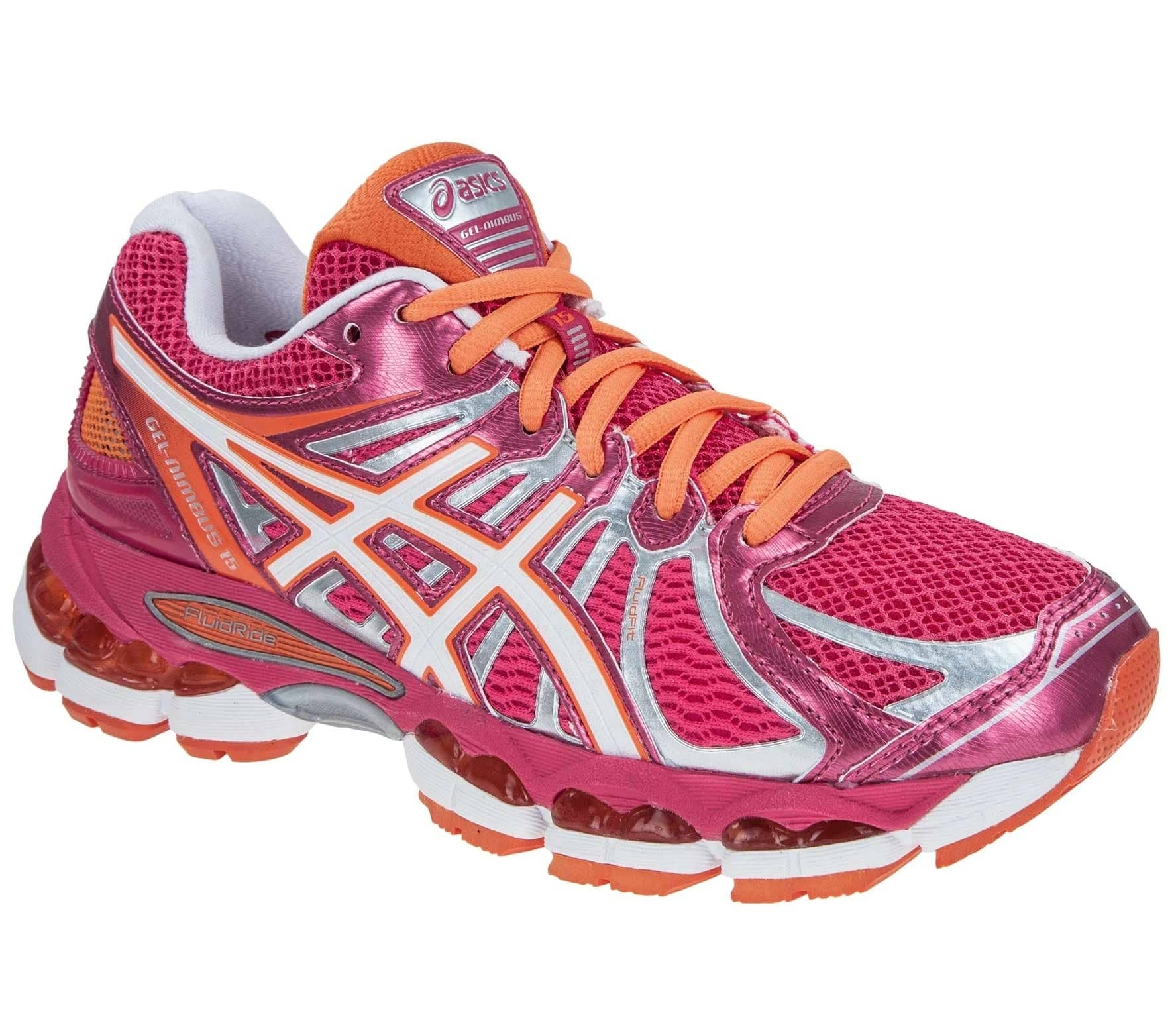 meilleur service 7f7b1 cbbe5 ASICS Gel-Nimbus 15 women's running shoes Women