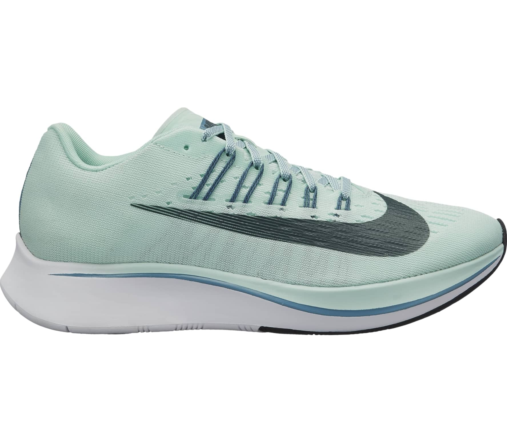 buy online e21d5 c6c24 Zoom Fly womens running shoes (mint)