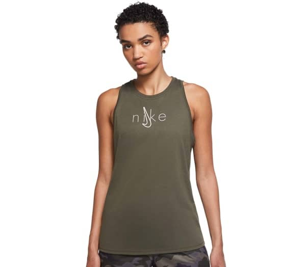 NIKE Dry DB Yoga Women Training Tank Top - 1