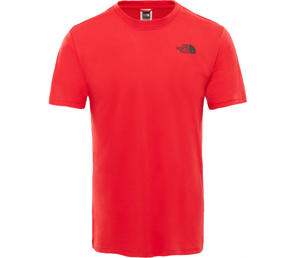 The North Face - S/S Red Box Herren Funktionsshirt (rot)