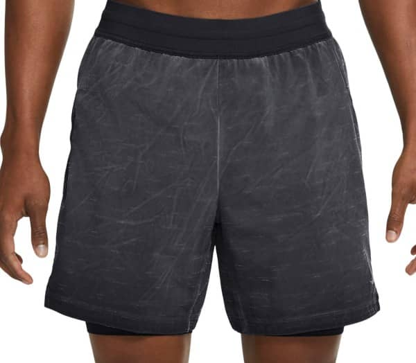 NIKE Yoga Flex Heren Trainingshorts - 1