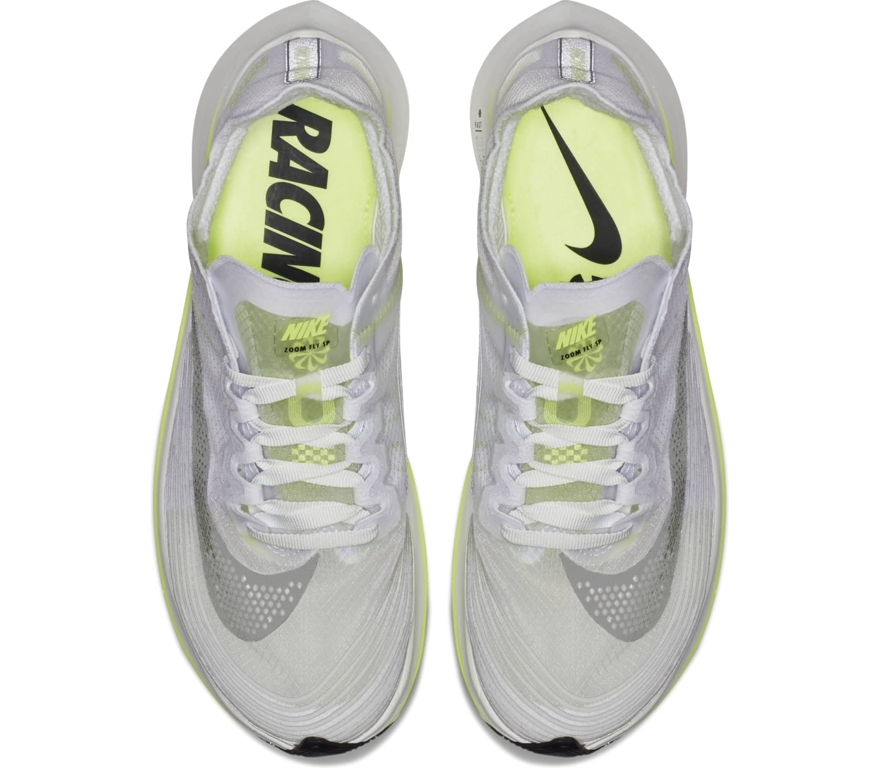 newest 8a673 41c7c Nike - Zoom Fly SP women s running shoes (white)